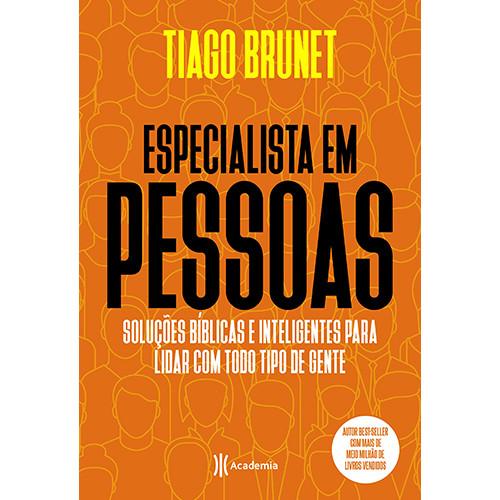 Especialista Em Pessoas (Tiago Brunet)