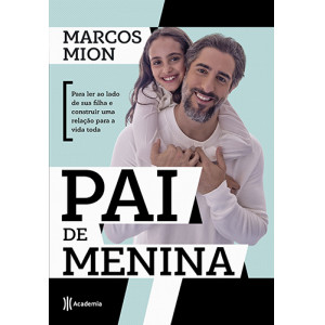 Pai de Menina (Marcos Mion)