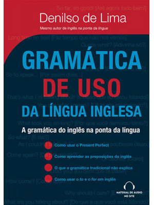 Gramática de Uso da Língua Inglesa (Denilso de Lima)