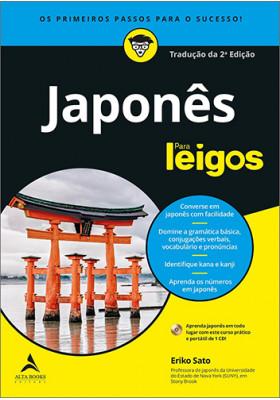 Japonês Para Leigos (Eriko Sato)