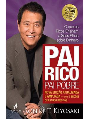Pai Rico, Pai Pobre - Edição Atualizada e Ampliada (Robert T. Kiyosaki)