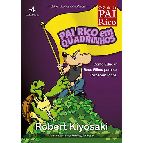 Pai Rico em Quadrinhos (Robert T. Kiyosaki)
