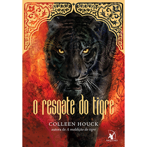 A Saga do Tigre - Vol. 2: O Resgate do Tigre (Colleen Houck)