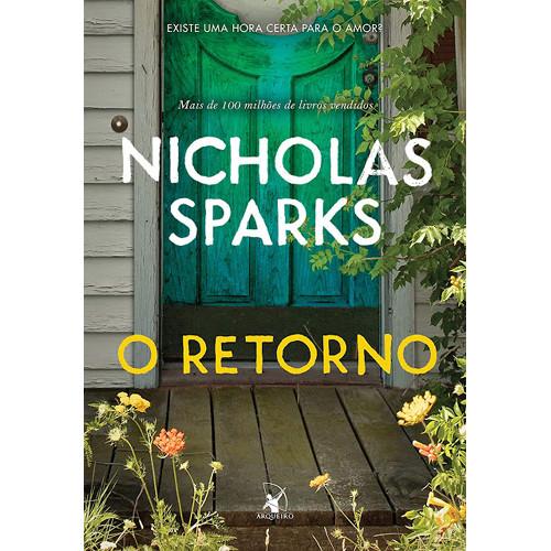 Pré-Venda: O Retorno (Nicholas Sparks)