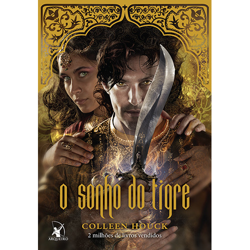 A Saga do Tigre - Vol. 5: O Sonho do Tigre (Colleen Houck)