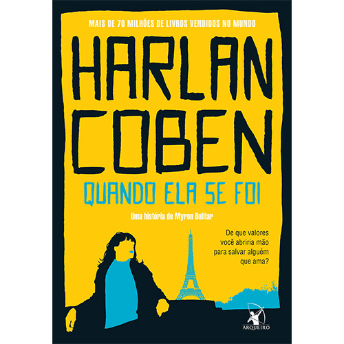 Quando Ela Se Foi (Harlan Coben)