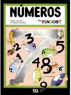 Álbum dos Pingos – Números dos Pingos (Eliardo França / Mary França)