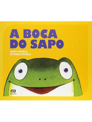Coleção Gato e Rato - A Boca do Sapo (Eliardo França / Mary França)