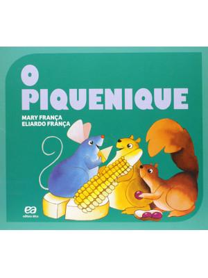 Coleção Gato e Rato – O Piquenique (Eliardo França / Mary França)