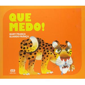 Coleção Gato e Rato - Que Medo! (Eliardo França / Mary França)