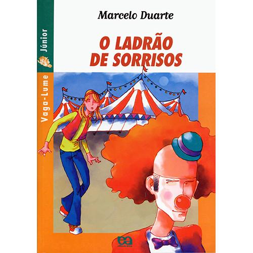 Coleção Vaga-Lume Júnior: O Ladrão de Sorrisos (Marcelo Duarte)