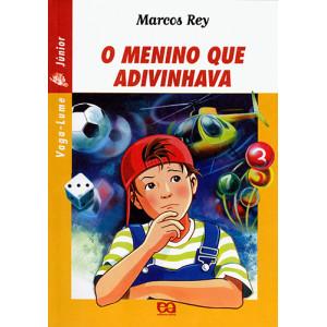 Coleção Vaga-Lume Júnior: O Menino Que Adivinhava (Marcos Rey)