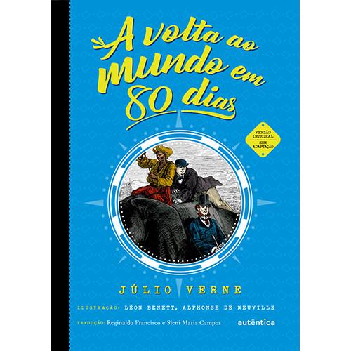 A Volta ao Mundo em 80 Dias (Júlio Verne)