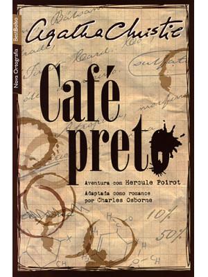 Café Preto - Edição de Bolso (Agatha Christie)
