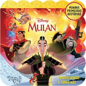 Minhas Primeiras Histórias: Mulan - Trazer Honra A Todos Nós