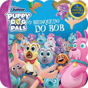 Minhas Primeiras Histórias: Pup Dog Pals - O Brinquedo do Bob