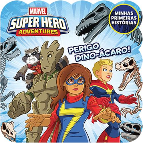 Minhas Primeiras Histórias: Super Hero: Perigo Dino-Ácaro