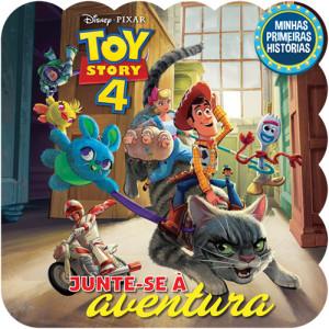 Minhas Primeiras Histórias: Toy Story 4 - Junte-se À Aventura