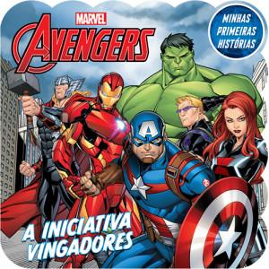 Minhas Primeiras Histórias: Avengers - A Iniciativa Vingadores