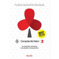 Box Geração de Valor - Vol. 1, 2 e 3 (Flávio Augusto da Silva)