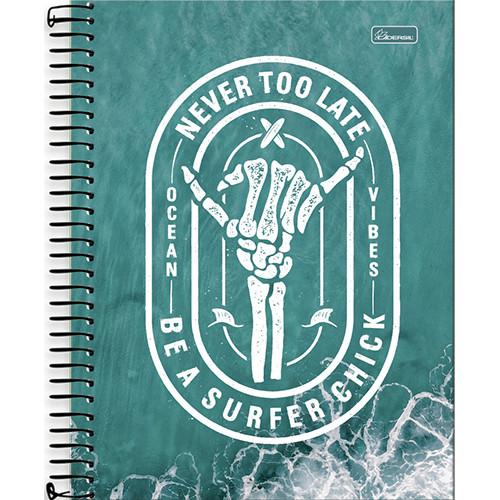 Caderno Universitário - 12 Matérias - Four Young 7