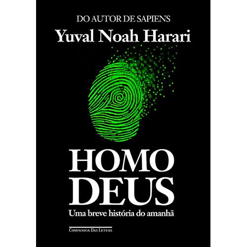 Homo Deus (Yuval Noah Harari)