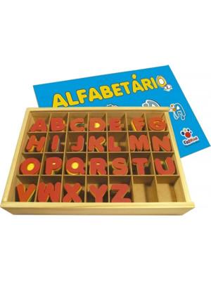 Alfabetário E.V.A.