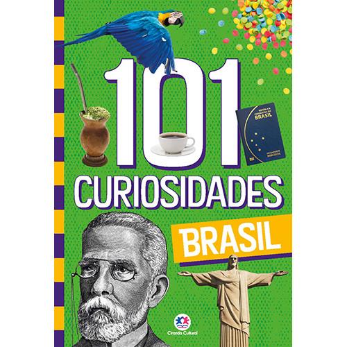 101 Curiosidades - Brasil (Paloma Blanca Alves Barbieri)