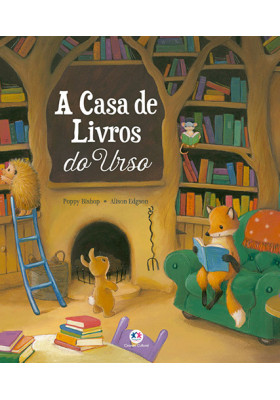 A Casa de Livros do Urso (Poppy Bishop)