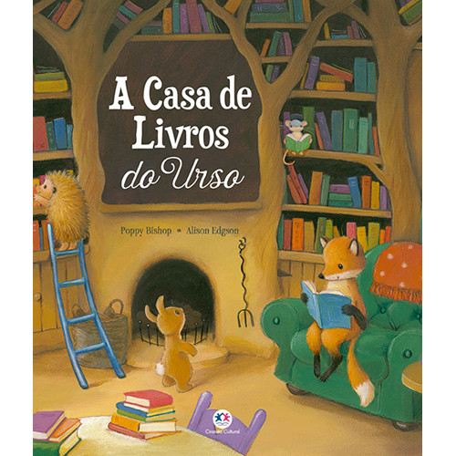 A Casa de Livros do Urso (Poppy Bishop)