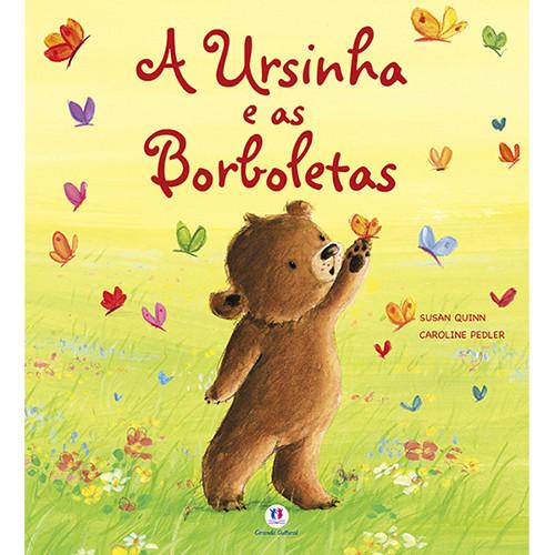 A Ursinha e As Borboletas (Susan Quinn / Caroline Pedler)