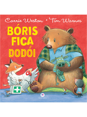 Bóris Fica Dodói (Carrie Weston / Tim Warnes)
