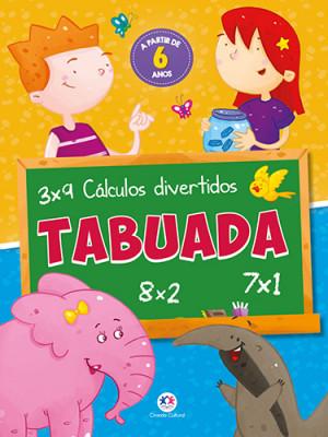 Coleção Cálculos Divertidos - Tabuada