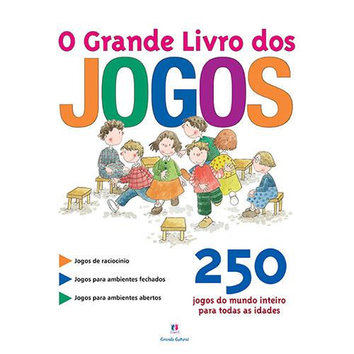O Grande Livro dos Jogos (Josep Maria Allué)