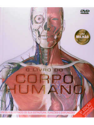 O Livro do Corpo Humano (Dorling Kindersley)