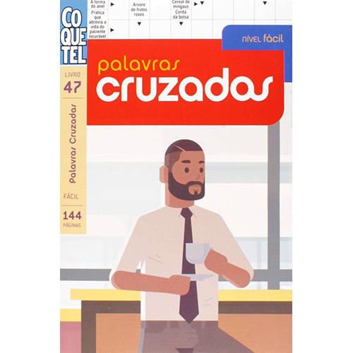 Palavras Cruzadas - Nível Fácil - Livro 47
