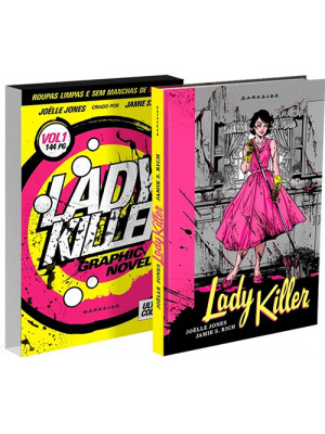 Lady Killer - Graphic Novel - Vol. 1 (Joëlle Jones / Jamie S. Rich)