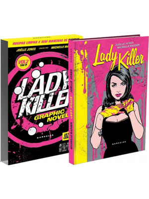 Lady Killer - Graphic Novel – Vol. 2 (Joëlle Jones / Jamie S. Rich)