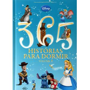 365 Histórias Para Dormir - Vol. 1 - Capa Dura