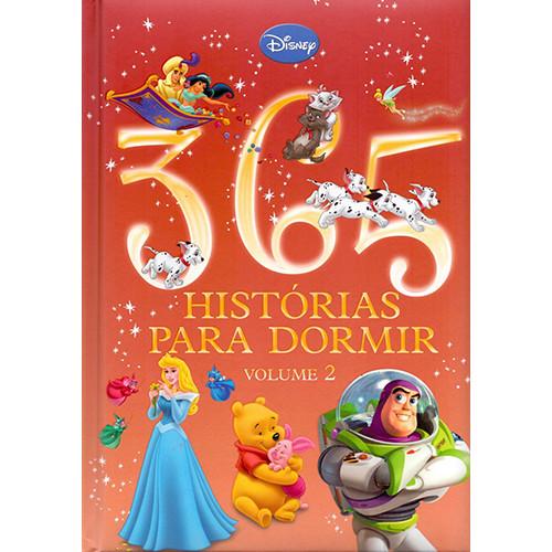 365 Histórias Para Dormir - Vol. 2 - Capa Dura