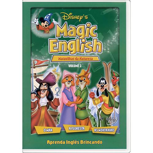 DVD Magic English - Vol. 2: Maravilhas da Natureza