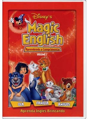 DVD Magic English - Vol. 7: Aprendendo a Cumprimentar