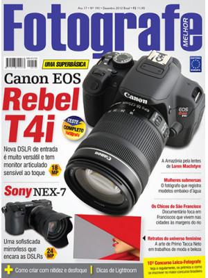 Fotografe Melhor Edição 195