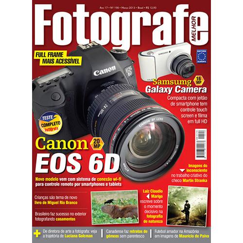 Fotografe Melhor Edição 198