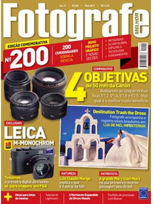 Fotografe Melhor Edição 200