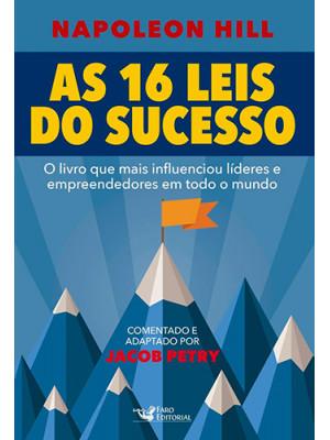 As 16 Leis do Sucesso (Jacob Petry)
