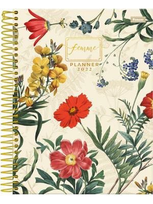 Agenda Planner 2022 - Espiral - Femme 1