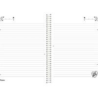 Caderno Universitário - 15 Matérias - Amigas Para Sempre 1