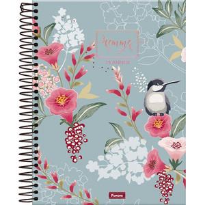 Agenda Planner Espiral 2021- Femme 1