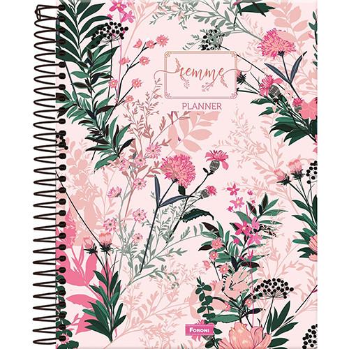 Agenda Planner Espiral 2021- Femme 3